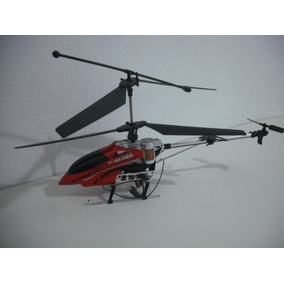 Helicoptero Sucata Peças Incompleto 35 Cm P Series Protocol