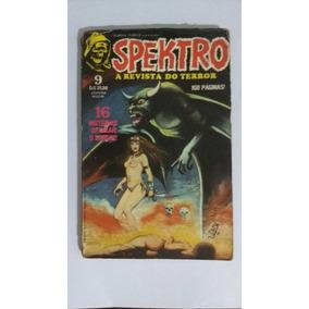 Revista Spektro N.9 A Revista Do Terror