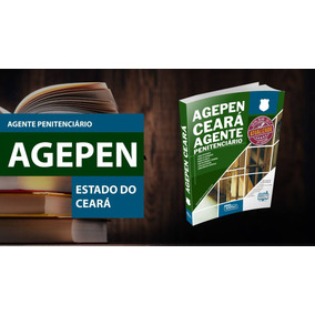 Apostila Agepen Ce - Agente Penitenciário