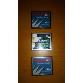 Memorias Compa Cf Flash 8gb - 64gb