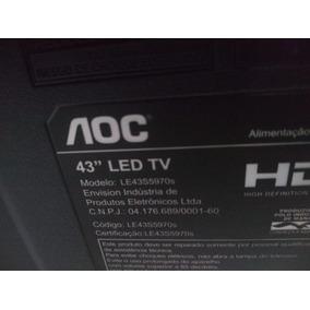 Vendo Placas Dessa Tv Aoc 43 Smart
