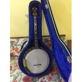 Banjo Tenor Americano Da Década De 40