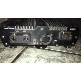 Amplificador Power Sistms