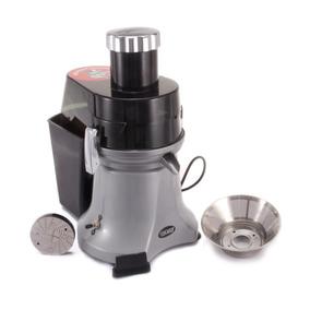 Extractor Jugos Turmix Automatico Full Gris Con Accesorios