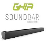Barra De Sonido Ghia 2.0 Canales / Bluetooth / Usb Spk-1535