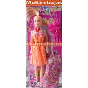Genial Muñeca Barbie