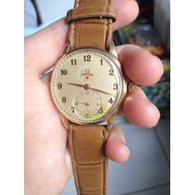 7a7f527286e Antigo Relogio Omega Estrela Vermelha - Relógios no Mercado Livre Brasil