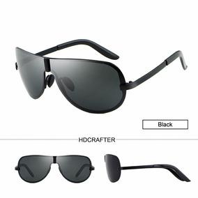 Óculos De Sol Aviador Polarizado Uv400 Original Hdcrafter. R  121 f94b8d1104
