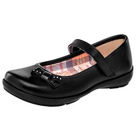 Zapato Escolar Jeans Shoes 38083 Ng Talla 18 Al 21