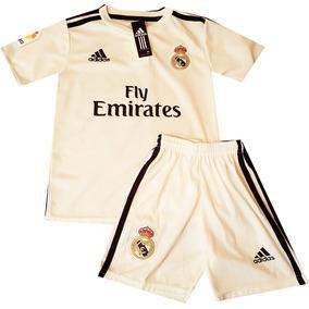 Camiseta del Real Madrid para Niños en Mercado Libre Argentina 3bfe624bb04a1