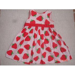 d4b90a6fc Vestido Bebe Niña Carter Talla 18 Meses Carter s