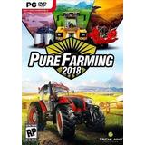 Pure Farming 2018 Pc Español Completo