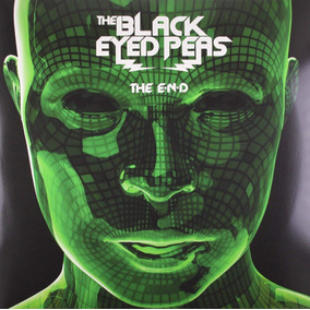 Black Eyed Peas E.n.d. Energy Never Dies Vinilo Doble Nuevo