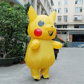Traje Pikachu Rubius - Ropa y Accesorios en Mercado Libre Colombia 24229432fb8b