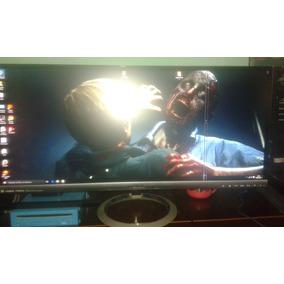 Monitor Asus Tela Ultrawide 29 Pol. Com Linhas Na Tela