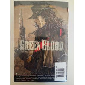 Coleção Green Blood N° 01 Ao 05 - Editora Jbc
