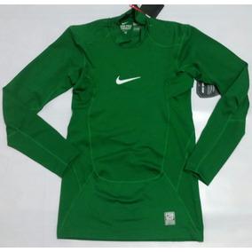 Camisa Nike Manga Longa Pro Combat Termica Compression 6b0d5aeb872b4