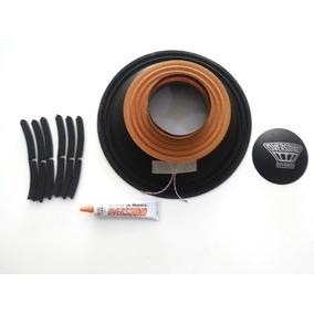 Kit Reparo Oversound Mg12/400 8 Ohms Original Completo