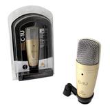 C1u Microfone Condensador Behringer C-1u Usb Estudio C1 U