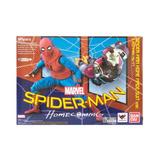 Original Sh Figuarts Spiderman Homemade Suit Traje Casero