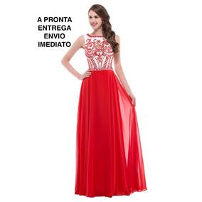 Vestidos Longos Femininas em Espírito Santo no Mercado Livre Brasil 55ae2a96cd