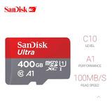 Cartão De Memória Micro Sd Sandisk A1 10 Uhs-i Sdxc Sdhc Ult