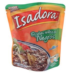 Frijoles Refritos Isadora Negros Mini Bolsa 220 Gr
