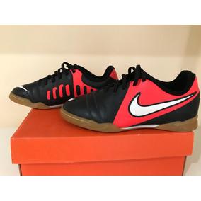 Chuteira Nike Ctr360 Libretto Futsal 2010 2011 Retro - Chuteiras no ... c1b3068b40784