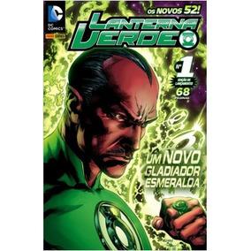 Gibis (usados) Lanterna Verde - Os Novos 52! - 27 Volumes
