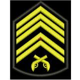 (05) Matrizes De Bordados Divisas Policia Militar, Pes/fef