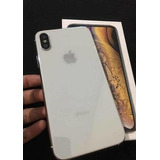 iPhone Xs Max Apple 512gb Prata 4g Tela 6,5 - Retina Câmera