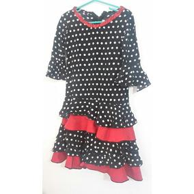 Disfraz Bailaora Flamenca Para Ninas - Ropa 0114ac0ff8e