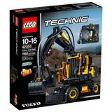 Lego 42053 Original Excavadora Neumática Technic Volvo Ew160