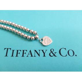 Pulseira Return To Tiffany - Joias e Bijuterias no Mercado Livre Brasil 7287390287