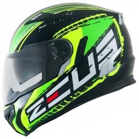 b28617f80c46a capacete Zeus 813 Podium An 6 Preto Cinza - Capacetes para Motos no ...