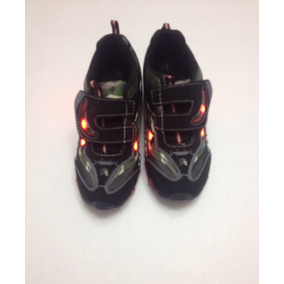 timeless design e8455 5f15f Zapatos Niño Con Luces (28) Marca Starter Usa Talla 33,5