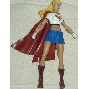 Supergirl Dc Super Heroes - Mattel Usado