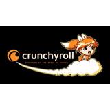 Crunchyroll Membresia 1 Mes Oferta Envió Rapido