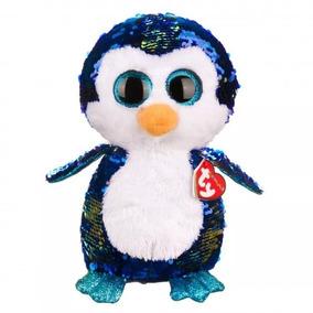 bd09074b4f0 Pelucia Beanie Boss Pinguim - Brinquedos e Hobbies no Mercado Livre ...