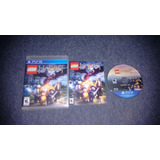 Lego The Hobbit Completo Para Play Station 3,excelente Titul