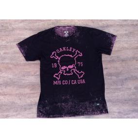 Camiseta Regata Oakley Especial - Camisetas Manga Curta para ... 88856fcb5ef