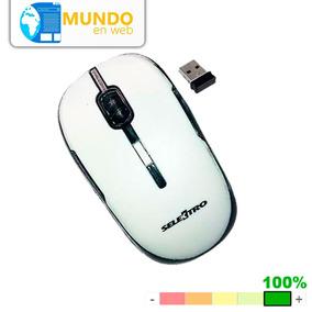 Mouse Inalambrico Optico Usb 2.0 1600dpi Selektro