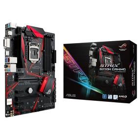 Tarjeta Madre Asus Strix B250h Gaming