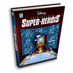 Iniciativa Super-heróis Walt Disney / Abril Novo Lacrado