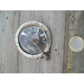 Antigua Membrana Capsula De Fonografo
