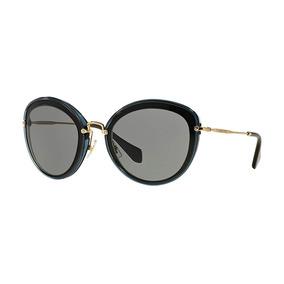 5b66f8bbd70 Culo Miu Miu Noir Mu Ns10 - Óculos no Mercado Livre Brasil