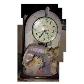 Reloj Analógico En Resina Equus Quartz Listo Enviar