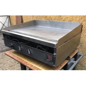 Plancha Industrial De 3 Quemadores Marca Wolf $8,000