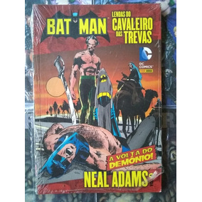 Batman - Lendas Do Cavaleiro Das Trevas Neal Adams Vol. 4