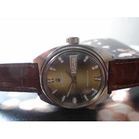 d9acba24ac5 Antiga Máquina Suiça De Girar Relógios Automáticos Década 40 ...